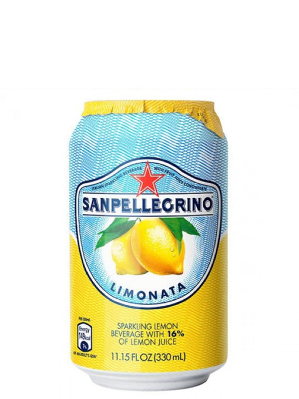San Pellegrino - Lemon 330ml