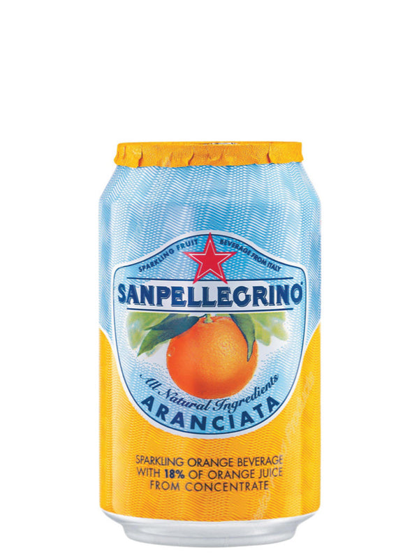 San Pellegrino - Orange 330ml