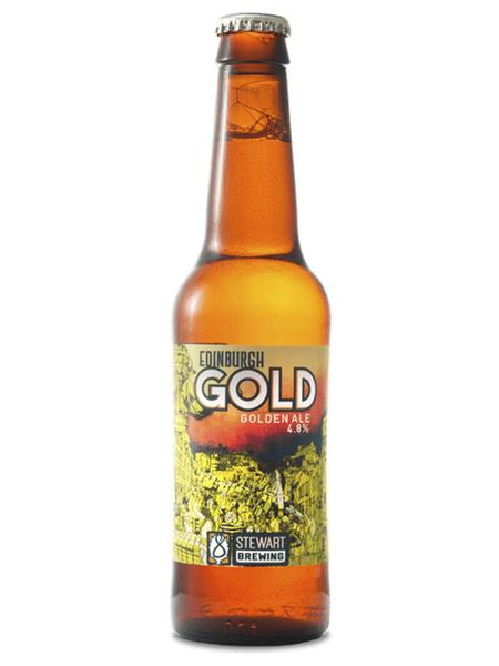 Stewart Brewing - Edinburgh Gold 330ml