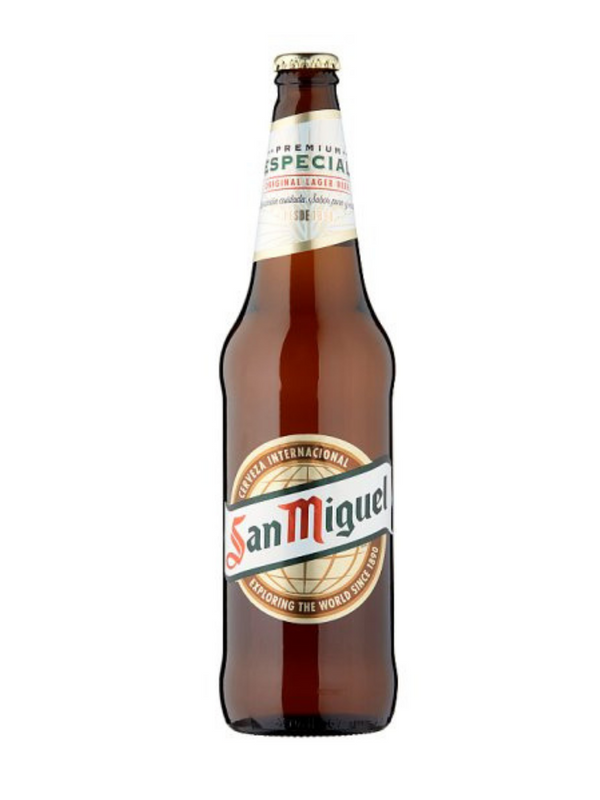 San Miguel - Lager 660ml