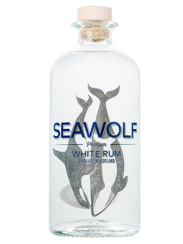Seawolf - Scottish White Rum 50cl