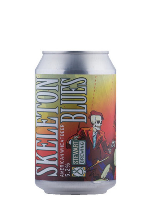 Stewart Brewing - Skeleton Blues 330ml