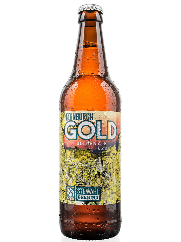 Stewart Brewing - Edinburgh Gold 500ml