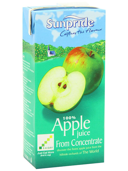 Sunpride - Apple Juice 1Ltr