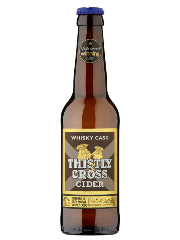 Thistly Cross - Whisky Cask 330ml