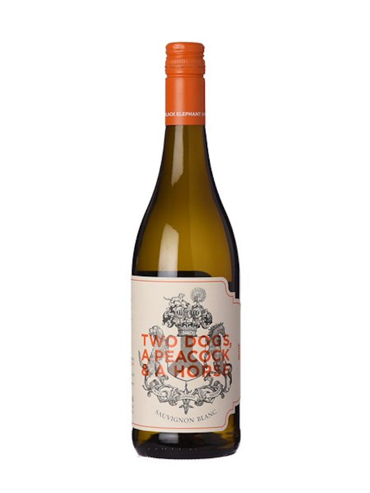 Black Elephant Vintners - Two Dogs A Peacock & A Horse Sauvignon Blanc 75cl