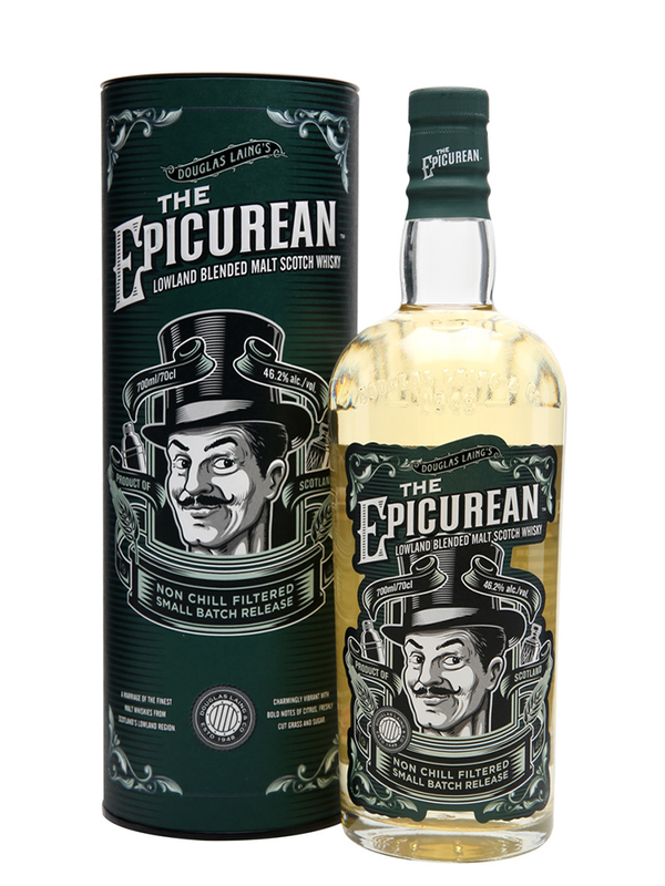 The Epicurean - Malt 70cl