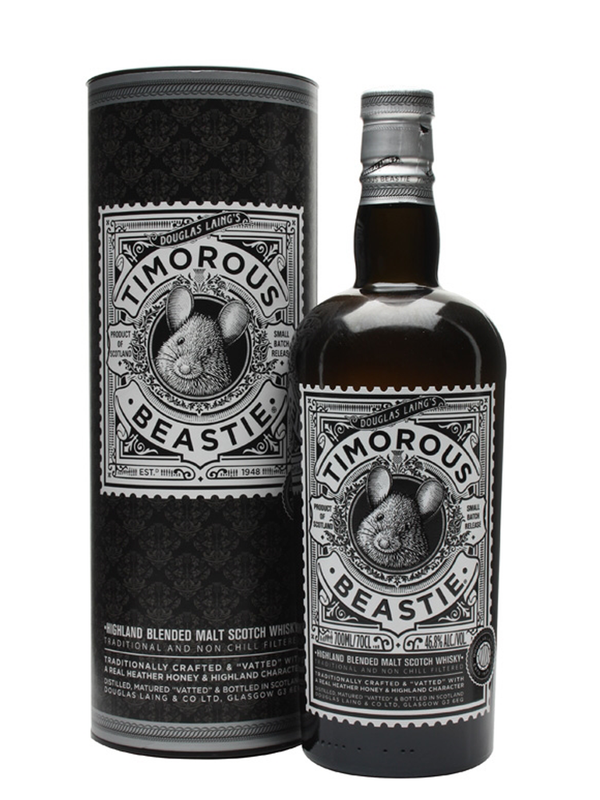 Timorous Beastie - Highland Blended Malt 70cl