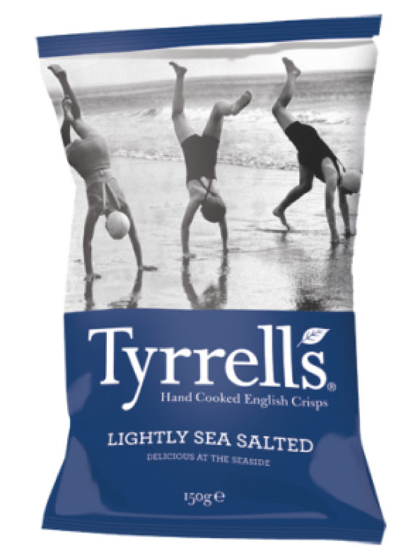 Tyrrells - Lightly Salted 150g