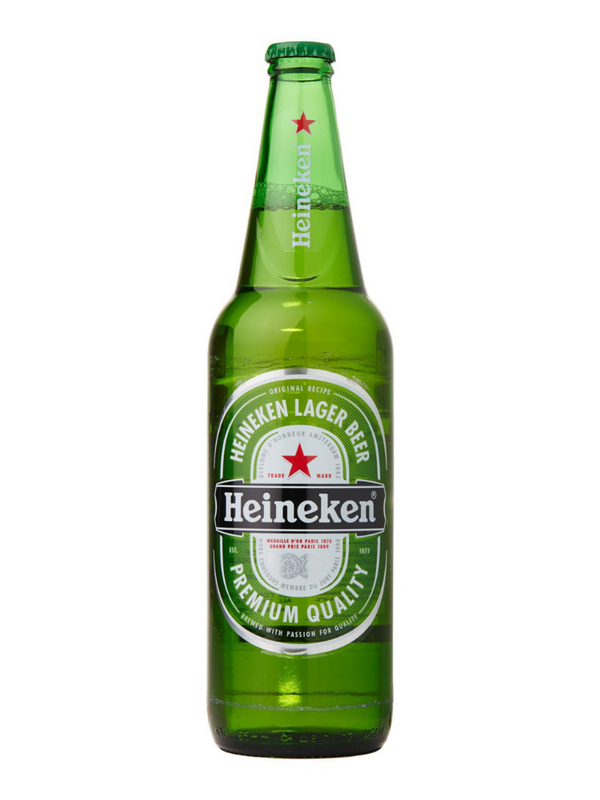 Heineken - Lager 650ml