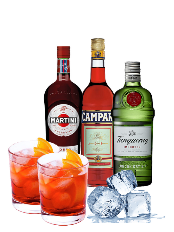 Cocktail Combo - Negroni (Makes 20+)