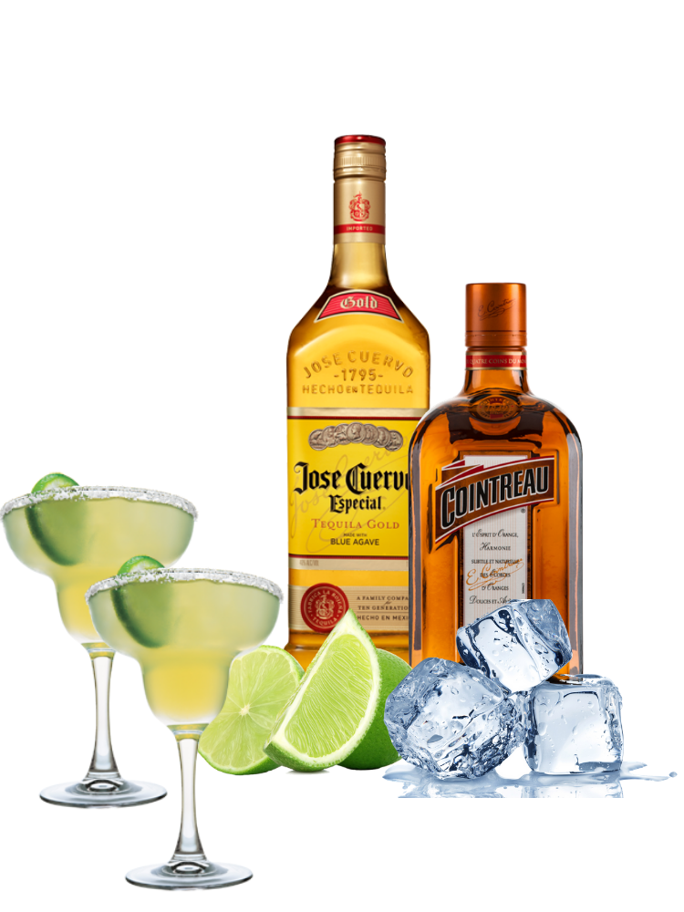 Cocktail Combo - Margarita (Makes 12)