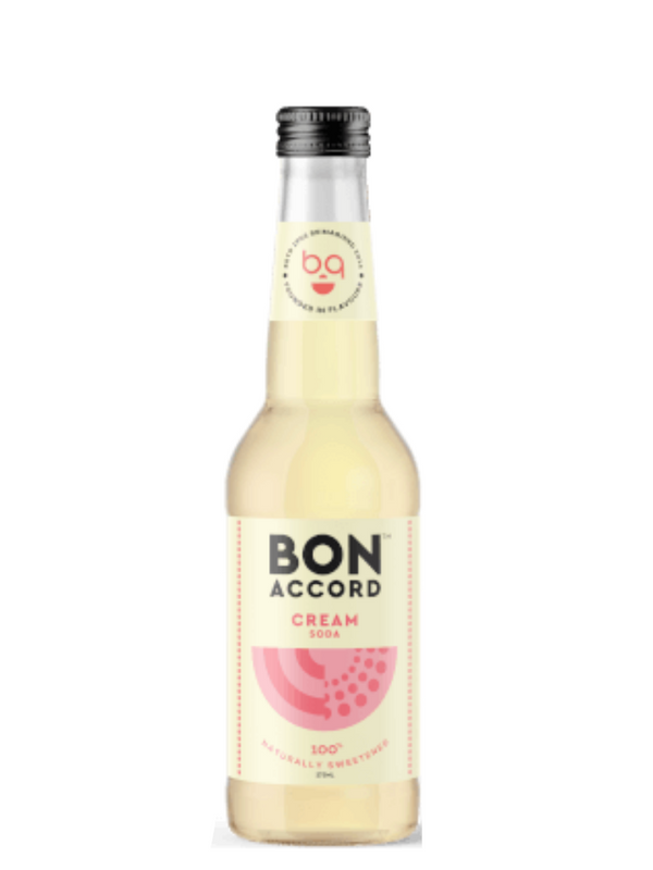 Bon Accord - Cream Soda 275ml