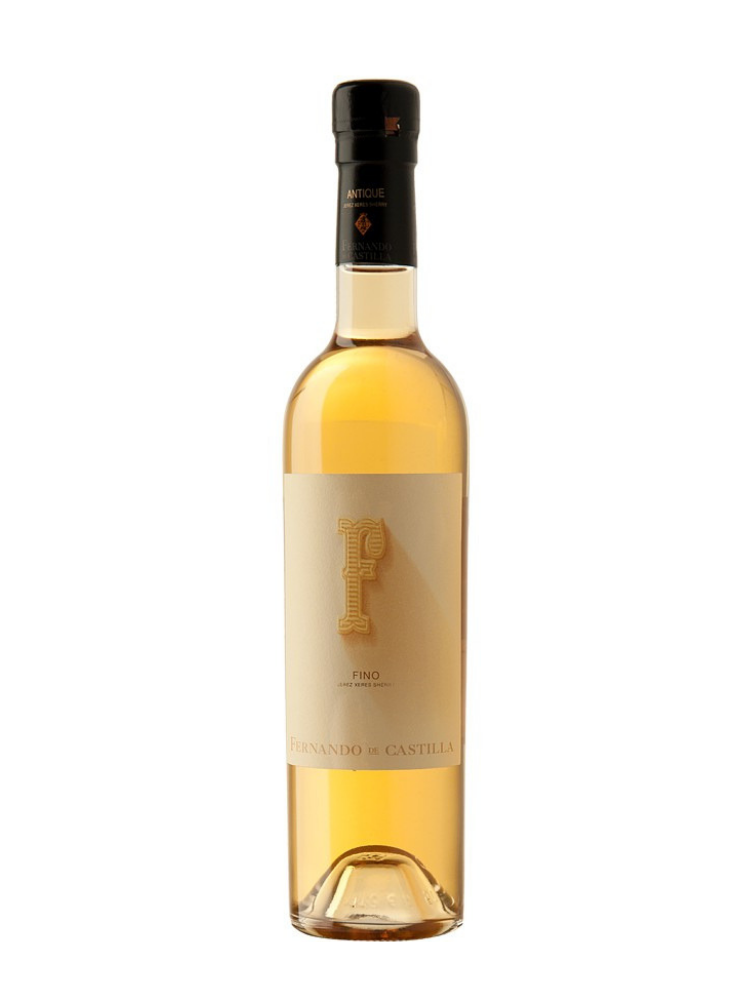 Fernando De Castilla - Antique Fino White Wine 50cl