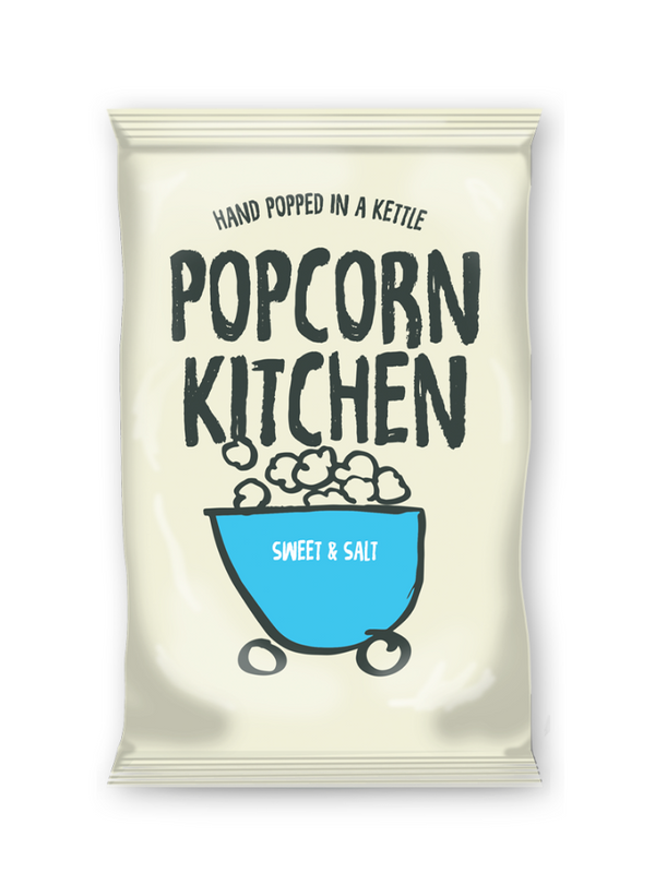 Popcorn Kitchen  - Sweet & Salty Popcorn 100g