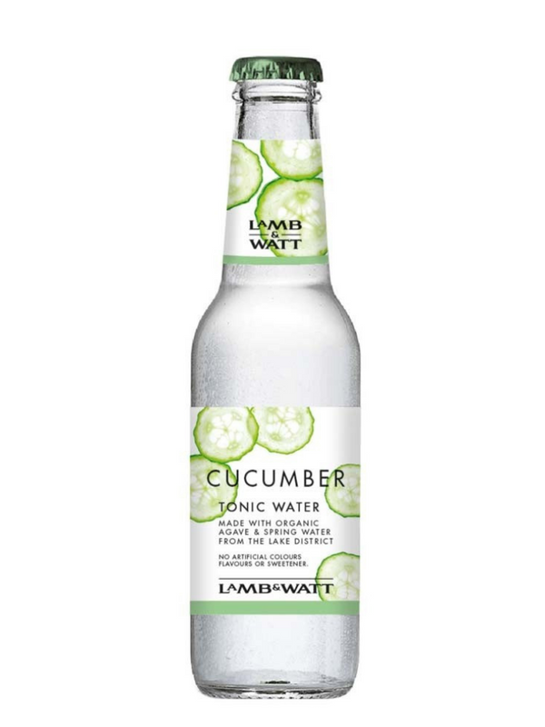 Lamb & Watt - Tonic & Cucumber 200ml