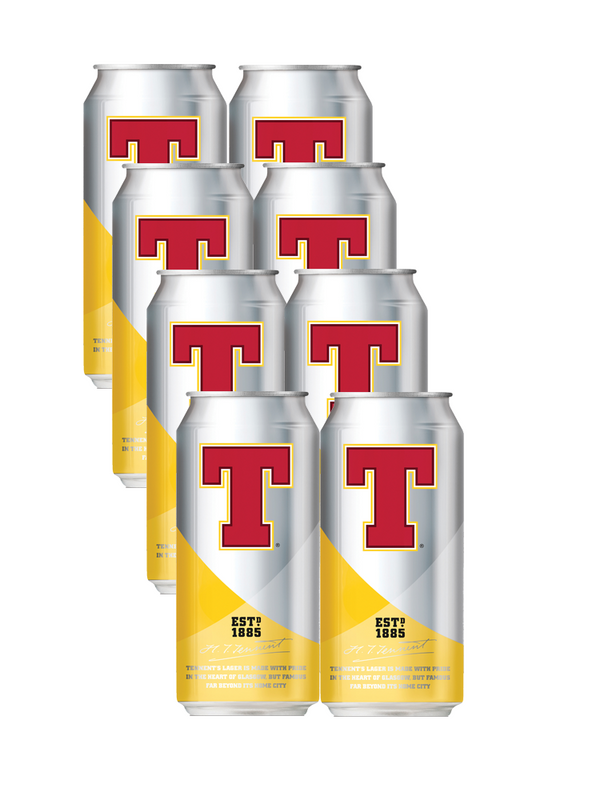 Tennents - Lager 8x440ml