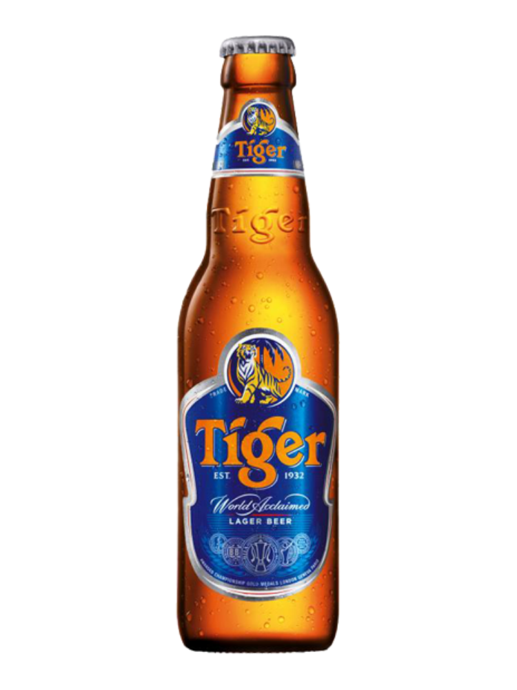 Tiger - Lager 640ml