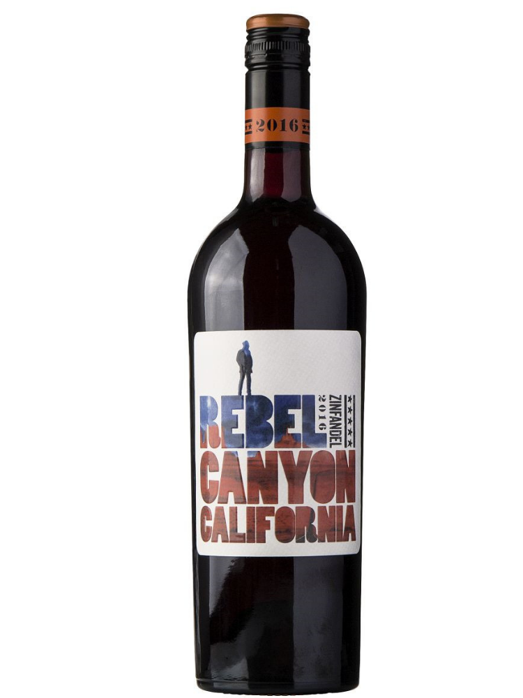 Rebel Canyon - Merlot 75cl