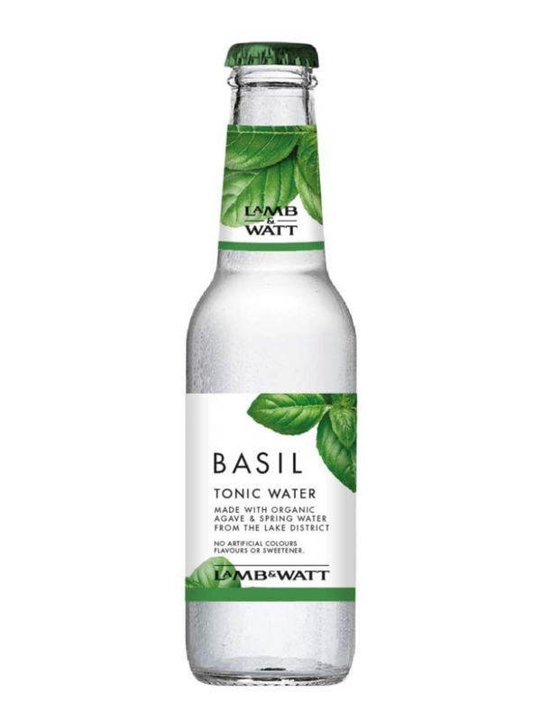 Lamb & Watt - Tonic & Basil 200ml