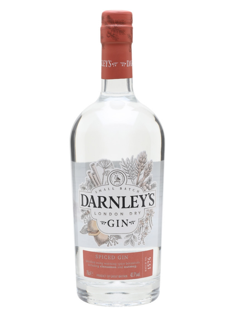 Darnley's - Spiced Gin 70cl