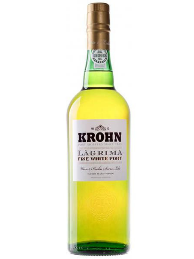 Krohn - Lagrima White Port 75cl