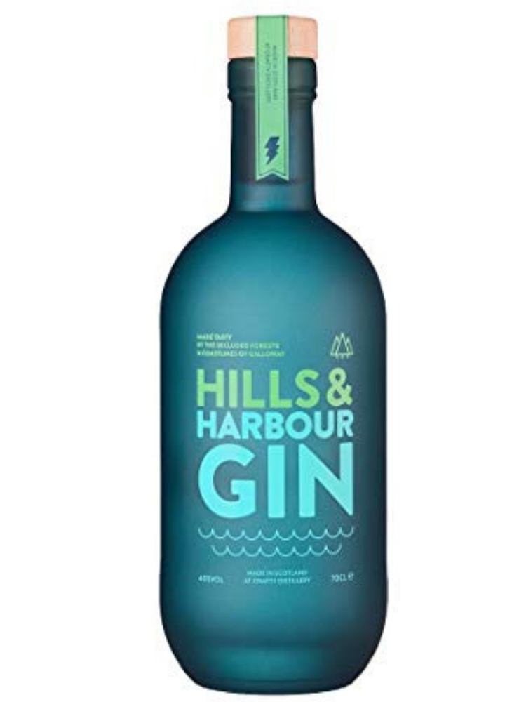 Hills & Harbour - Gin 70cl