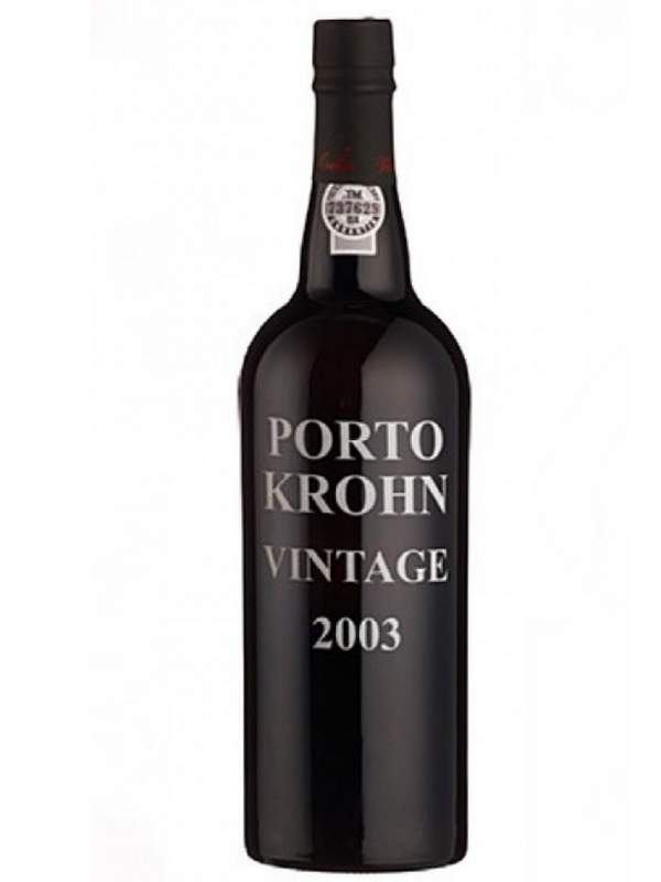 Krohn - Vintage Port 2003 75cl