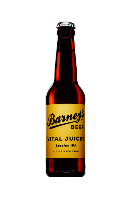 Barney's - Vital Juices IPA 330ml