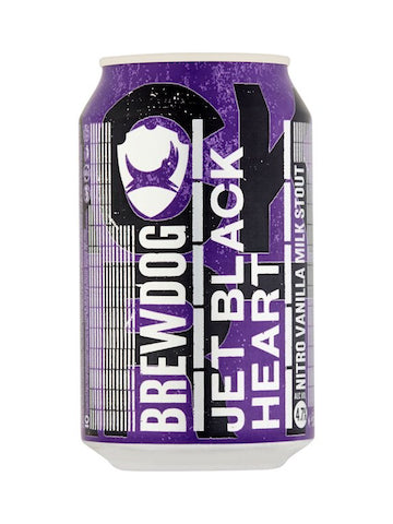 Brewdog - Jet Black Heart