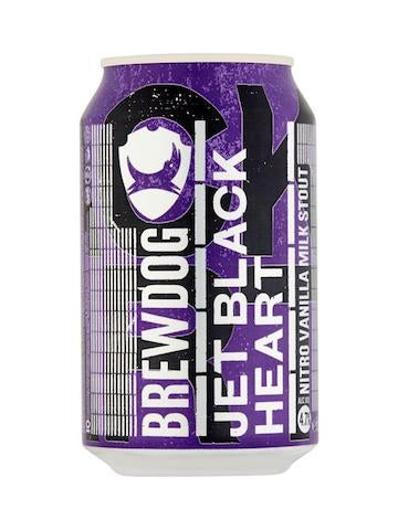Brewdog - Jet Black Heart 330ml