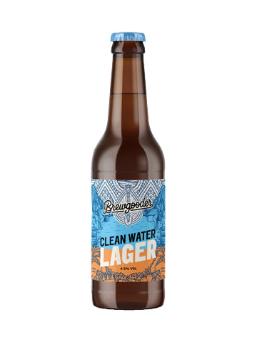 Brewgooder - Clean Water Lager 330ml