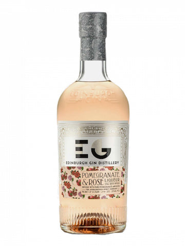 Edinburgh Gin - Pomegranate & Rose Gin 50cl