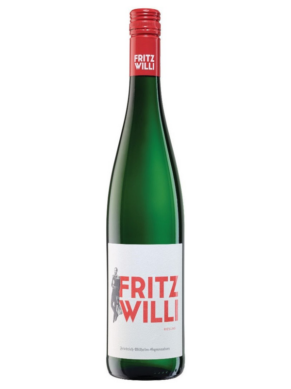 Gymnasium - Fritz Willi Riesling 75cl
