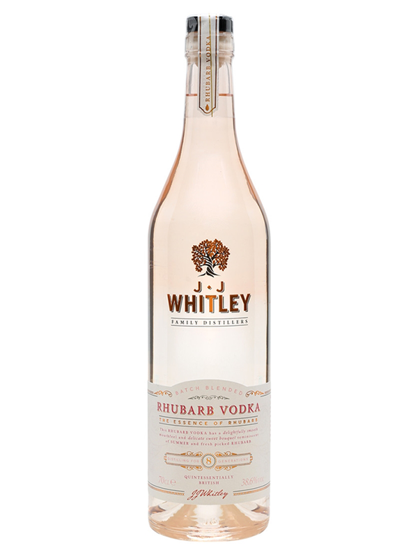 J.J. Whitley - Rhubarb Vodka 70cl
