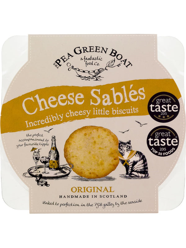 Cheese Sables - Original 80g