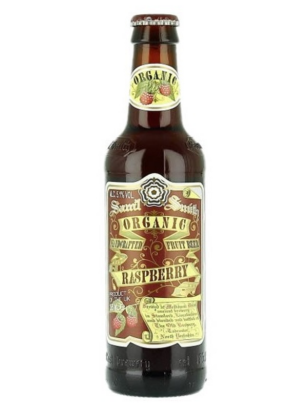 Samuel Smiths - Raspberry Beer Organic 355ml
