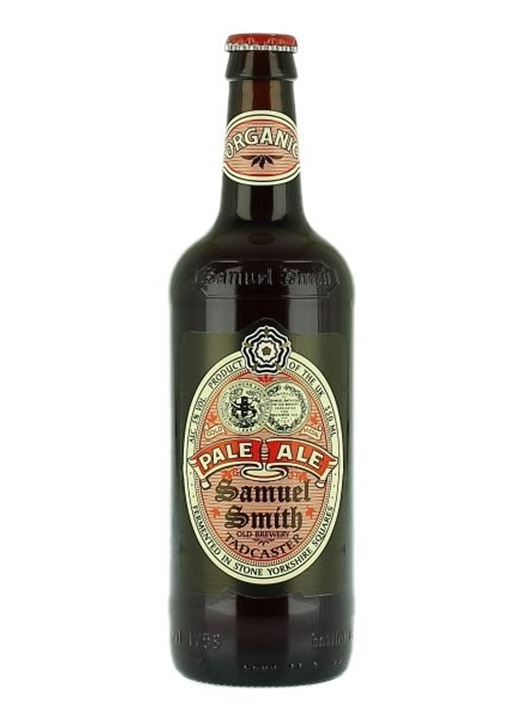 Samuel Smiths - Organic Pale Ale 550ml