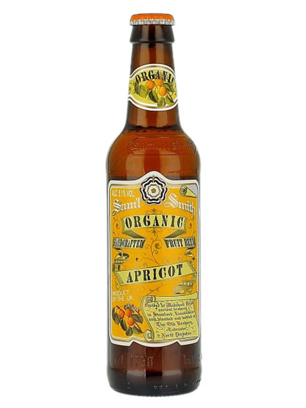 Samuel Smiths - Organic Apricot Beer 355ml