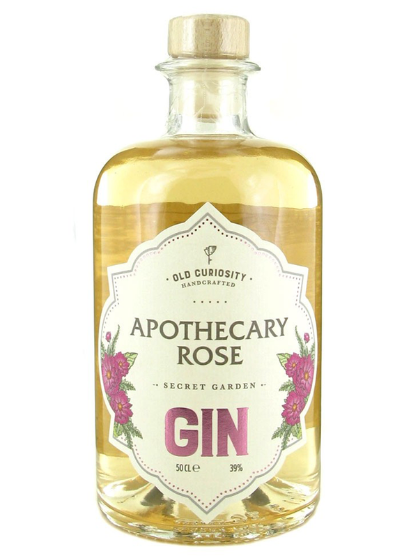 The Old Curisosity - Secret Garden Apothecary Rose 50cl