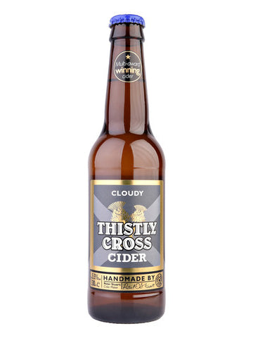 Thistly Cross - Cloudy Cider 330ml