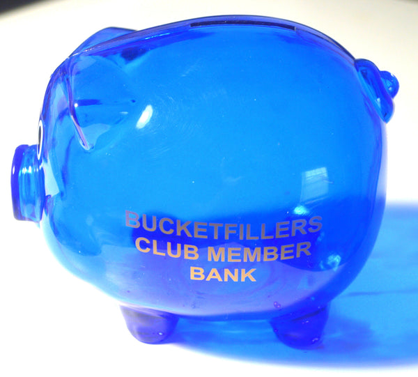 Bucketfillers Club Member Bank