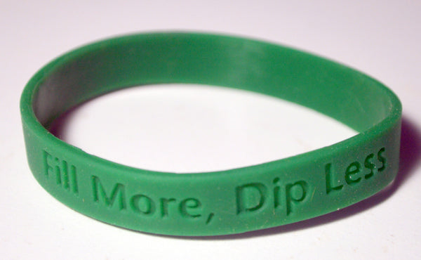 Fill More, Dip Less Bracelet