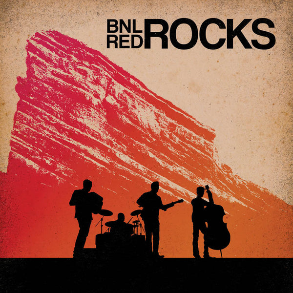 BNL ROCKS RED ROCKS - CD