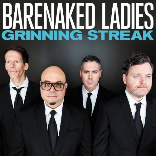 GRINNING STREAK CD ALBUM