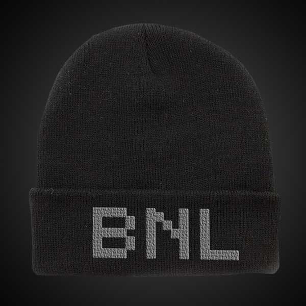 BNL Logo Embroided Beanie