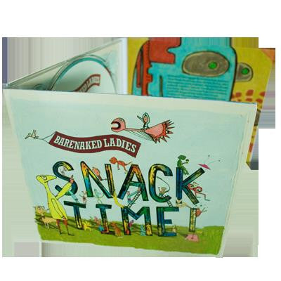 Snacktime! Book/CD Combo