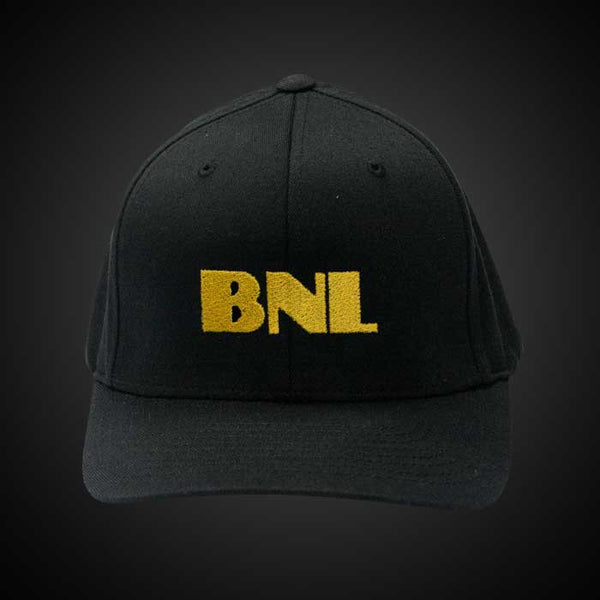 BNL EMBROIDERED FLEXFIT HAT - L/XL