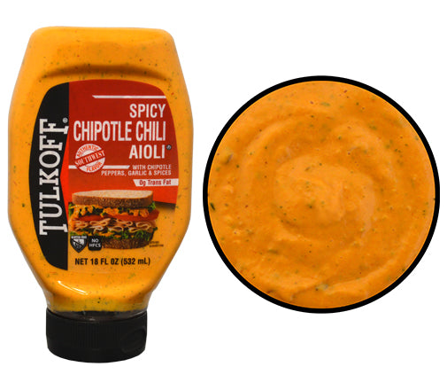 Tulkoff Spicy Chipotle Chili Aioli Tulkoff Food Products