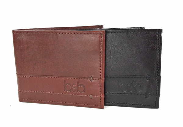 "Leather Wallet ""G. FORD"""